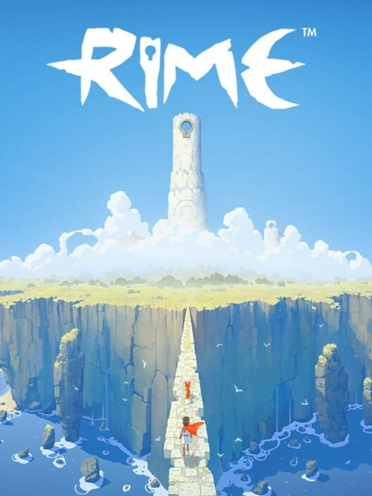 Omslag för Rime