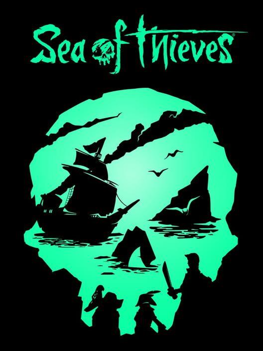 Omslag för Sea Of Thieves
