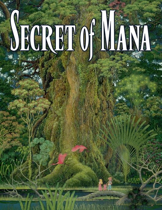 Omslag för Secret Of Mana: Remake