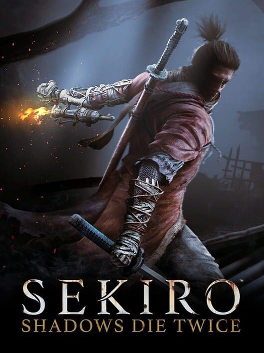 Omslag för Sekiro: Shadows Die Twice