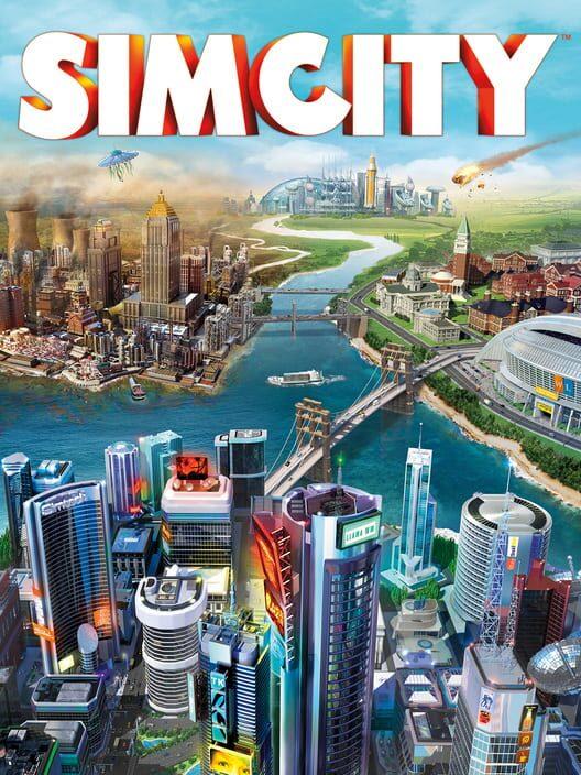 Omslag för Sim City
