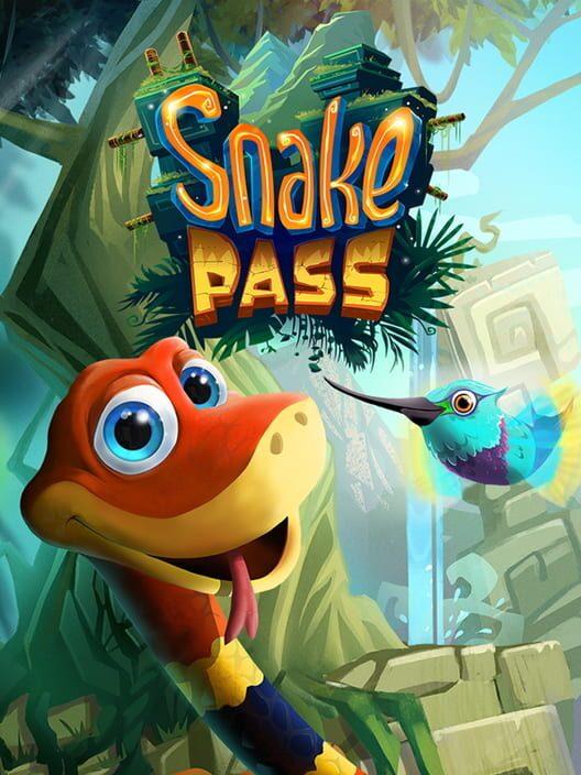 Omslag för Snake Pass