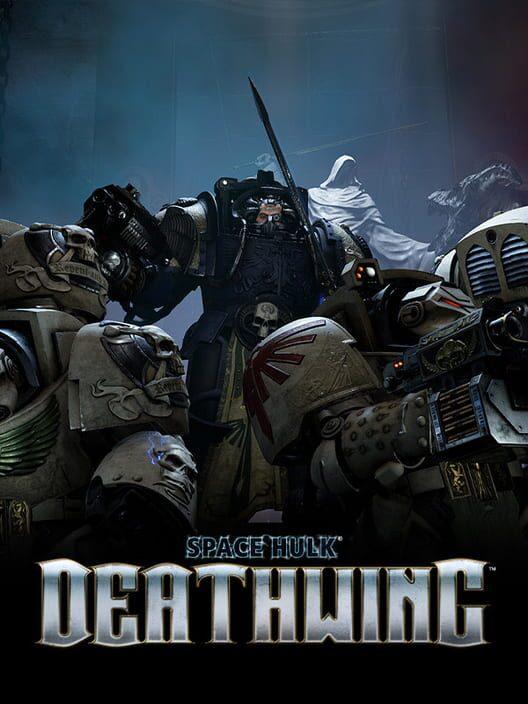 Omslag för Space Hulk: Deathwing