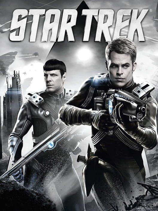 Omslag för Star Trek