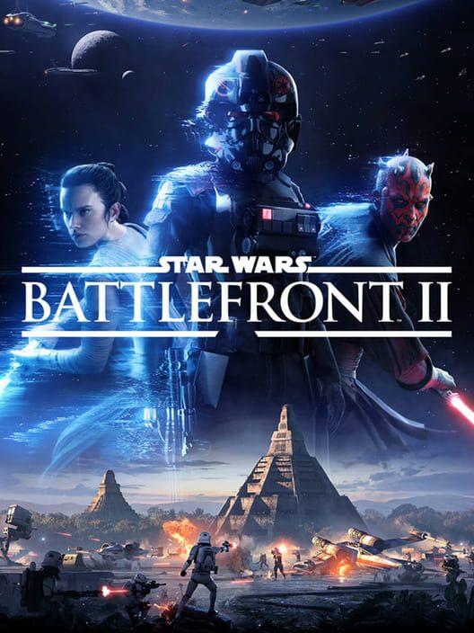Omslag för Star Wars: Battlefront II
