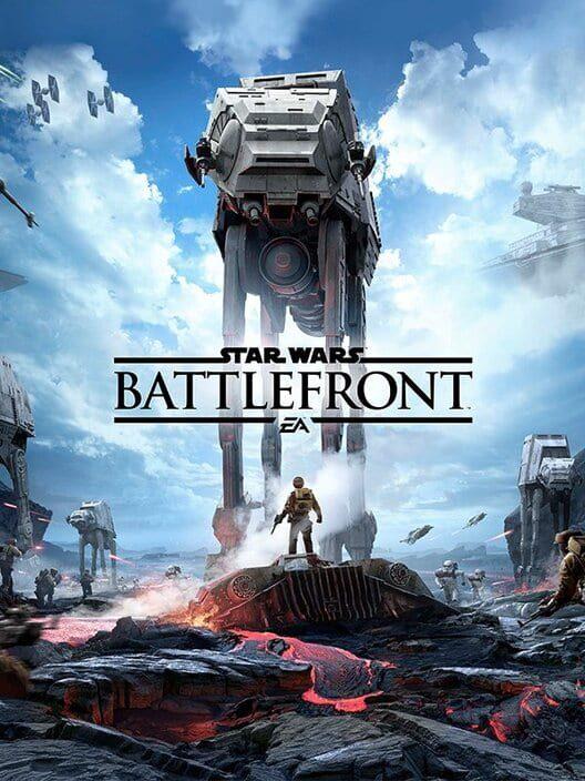 Omslag för Star Wars: Battlefront