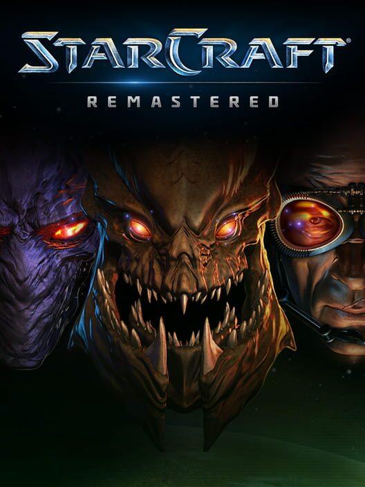 Omslag för Starcraft: Remastered