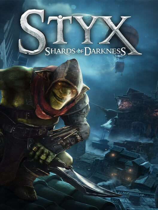 Omslag för Styx: Shards Of Darkness