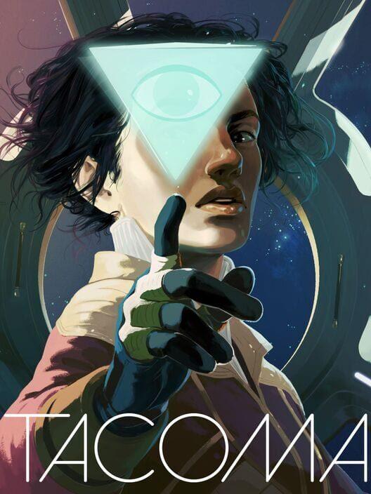 Omslag för Tacoma