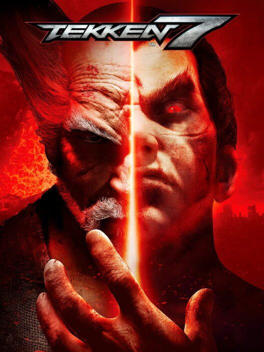 Omslag för Tekken 7