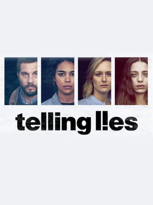 Omslag för Telling Lies
