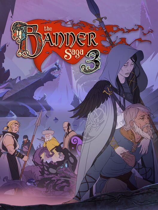 Omslag för The Banner Saga 3