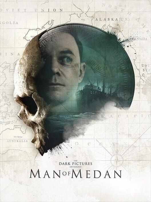 Omslag för The Dark Pictures: Man Of Medan