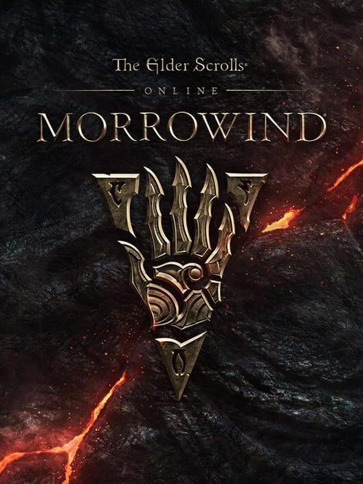 Omslag för The Elder Scrolls Online: Morrowind