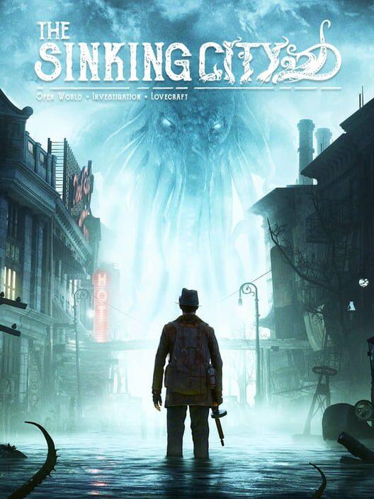 Omslag för The Sinking City