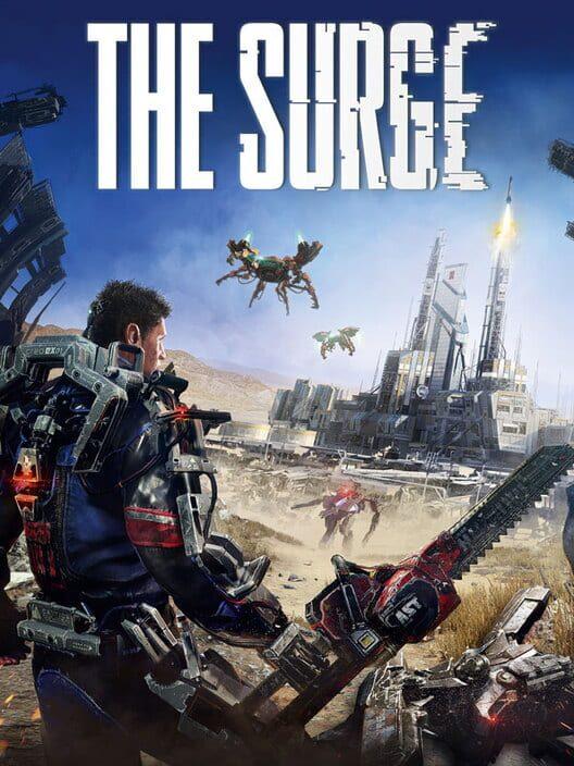 Omslag för The Surge