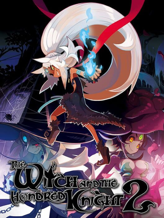 Omslag för The Witch And The Hundred Knight 2