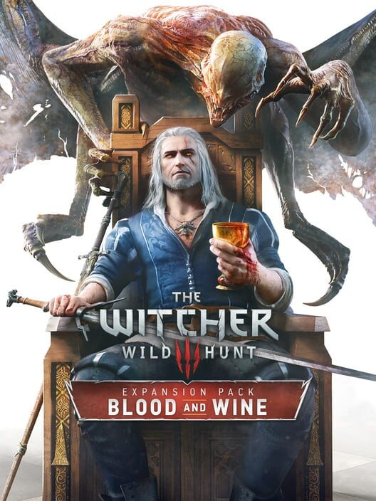 Omslag för The Witcher 3: Blood And Wine