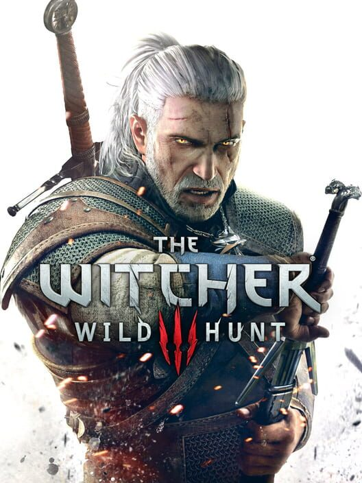 Omslag för The Witcher 3: Wild Hunt