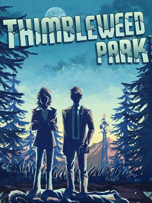 Omslag för Thimbleweed Park