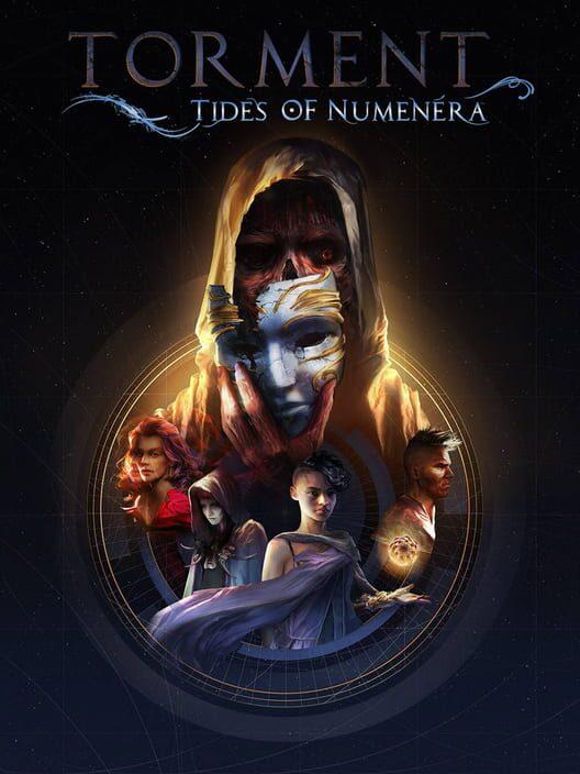Omslag för Torment: Tides Of Numenera
