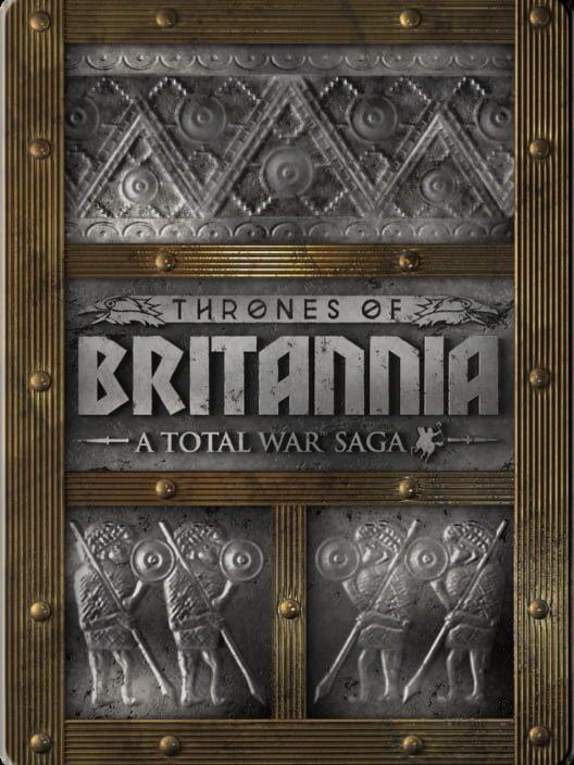 Omslag för Total War Saga: Thrones Of Britannia