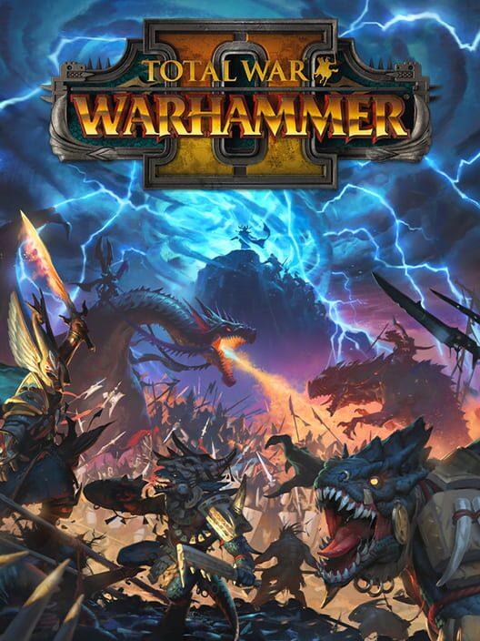 Omslag för Total War: Warhammer II