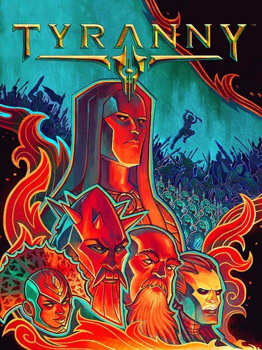 Omslag för Tyranny
