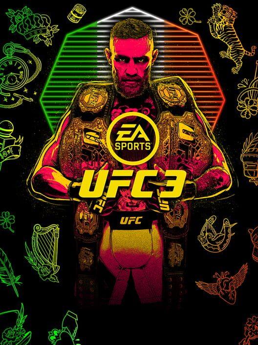 Omslag för UFC 3