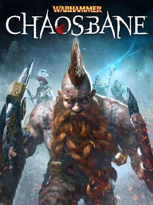 Omslag för Warhammer: Chaosbane