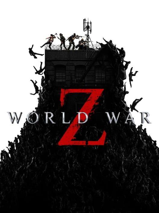 Omslag för World War Z