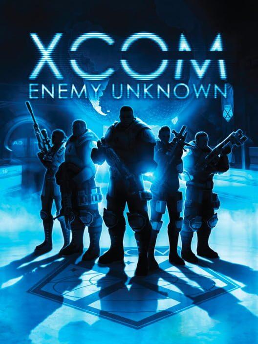 Omslag för XCOM: Enemy Unknown