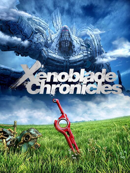 Omslag för Xenoblade Chronicles