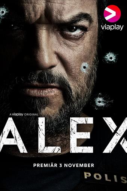 Affisch för Alex