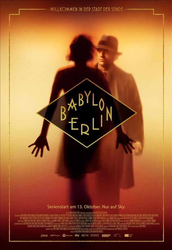 Affisch för Babylon Berlin: Säsong 1