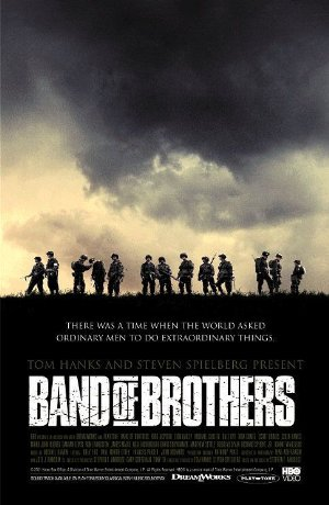 Affisch för Band Of Brothers