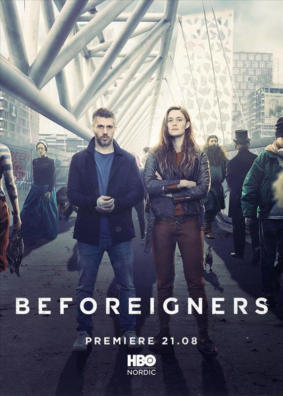 Affisch för Beforeigners