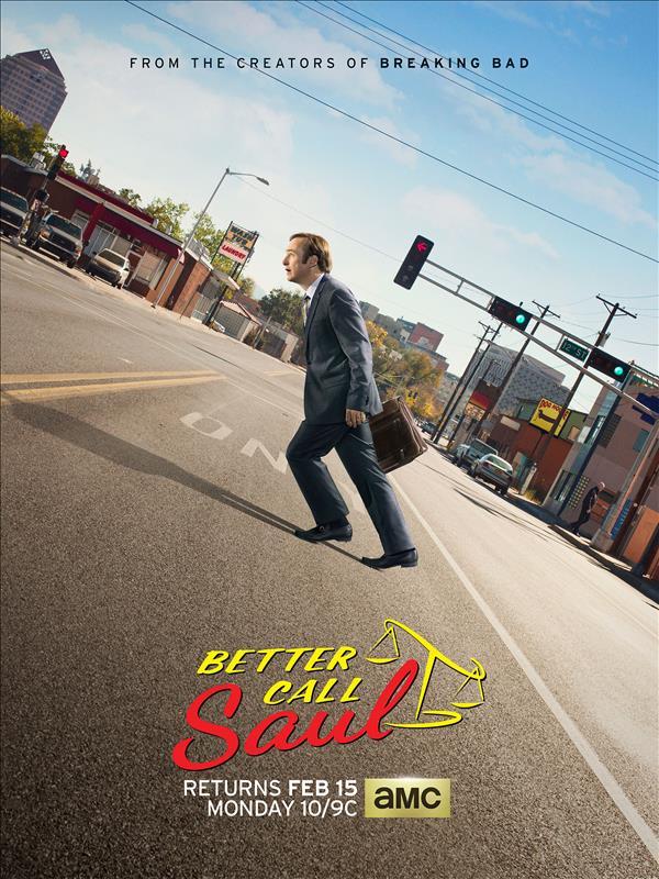 Affisch för Better Call Saul: Säsong 2