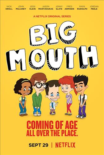 Big Mouth: Säsong 2