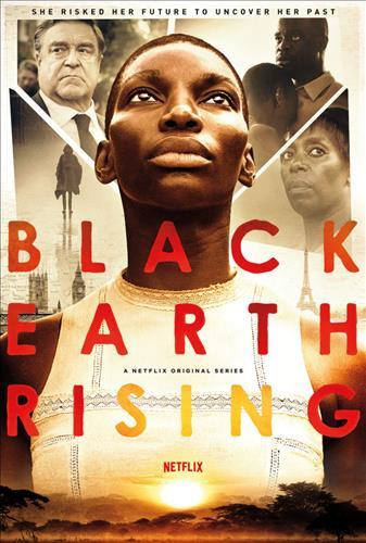 Affisch för Black Earth Rising