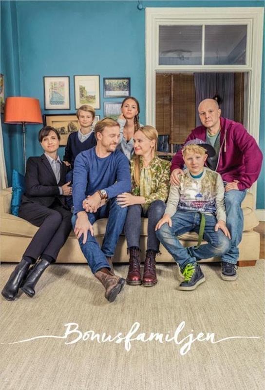 Affisch för Bonusfamiljen: Säsong 2