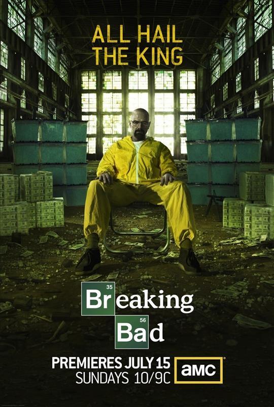 Affisch för Breaking Bad: Säsong 5
