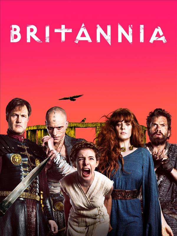 Affisch för Britannia: Säsong 2