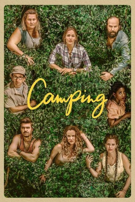 Affisch för Camping