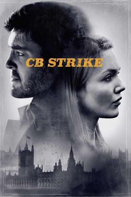 Affisch för C.B. Strike: Säsong 1