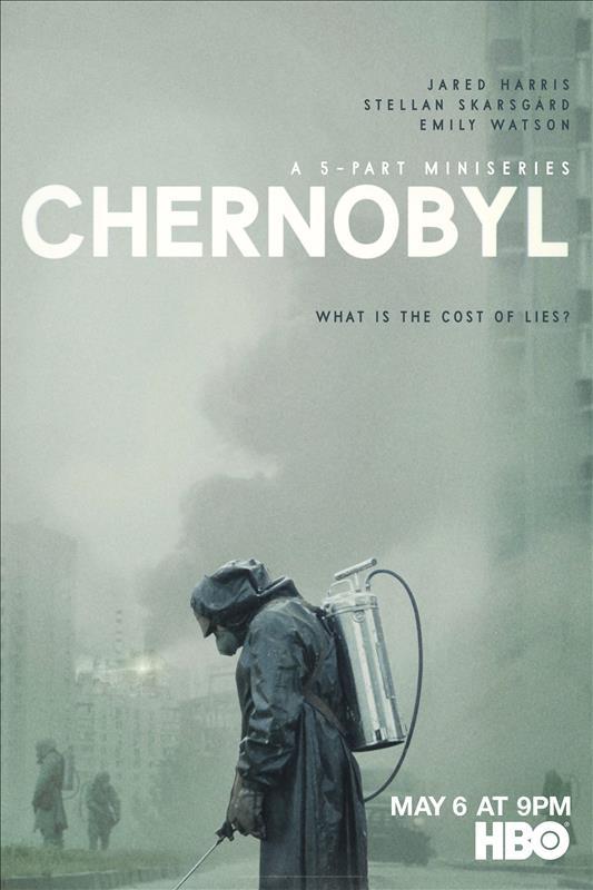 Affisch för Chernobyl