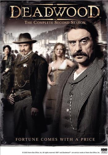 Affisch för Deadwood: Säsong 2