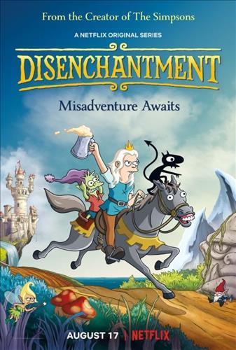 Affisch för Disenchantment: Säsong 1