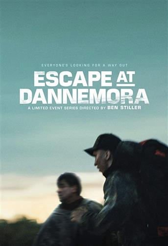 Affisch för Escape At Dannemora