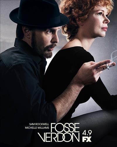 Affisch för Fosse/Verdon